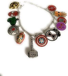 Ivy & Clover Charm Bracelet Collection
