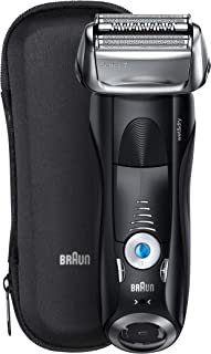 Braun Series 7 7840s Wet & Dry Electric Shaver, premium black
