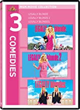 Legally Blonde Triple Feature: (Legally Blonde / Legally Blonde 2 / Legally Blondes)