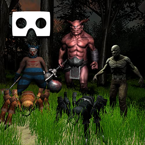 VR Horror Train Rides Pack (Google Cardboard)