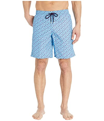 Vilebrequin Okoa Mico Turtles Swim Trunks (Jaipur) Men