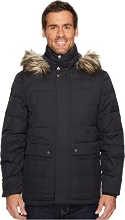 Spyder - Garrison Faux Fur Down Jacket