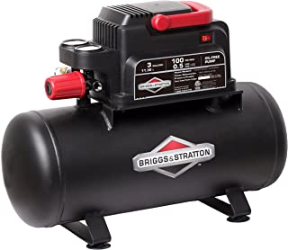 Briggs & Stratton 3-Gallon Air Compressor, Hotdog 074015-00