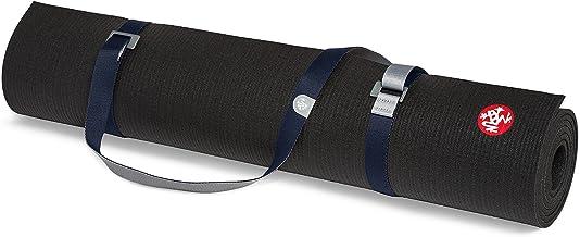 Manduka Go Move Yoga Mat Carrier, Adjustable Strap, Suitable for all Yoga Mats