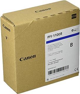 Canon Ink PFI-1100 Blue, 0859C001AA