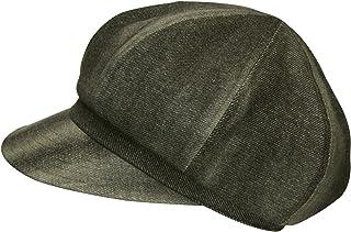 [ろしなんて工房] 帽子 キャスケット SP225 デニム408W 大きいサイズOK [日本製]