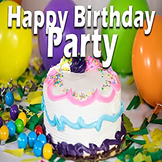 Birthday Party Backgrounds with Music