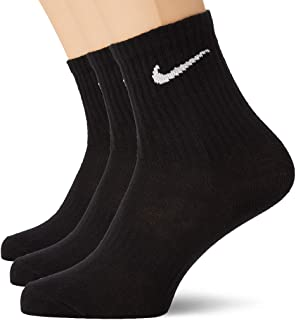 NIKE, Everyday Lightweight Crew Trainings Socks (3 Pairs) - Calcetines Hombres