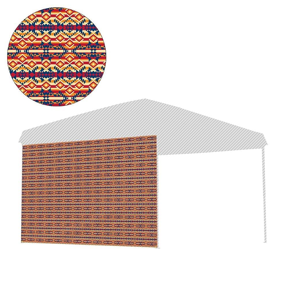 延ばすラフレシアアルノルディ甘くするFIELDOOR タープテント 3.0m×3.0m 専用サイドシート(横幕) ウォールスクリーンタイプ 【ネイティブ】 スチール製?アルミ製共通(G3モデル)