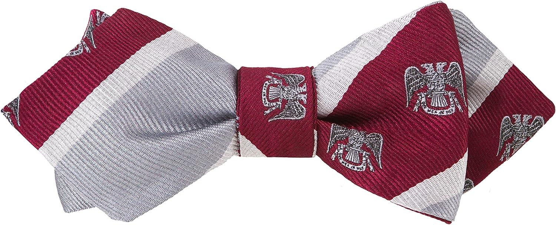 Scottish Rite Bow Tie by Masonic Revival (Diamond Self-Tied)