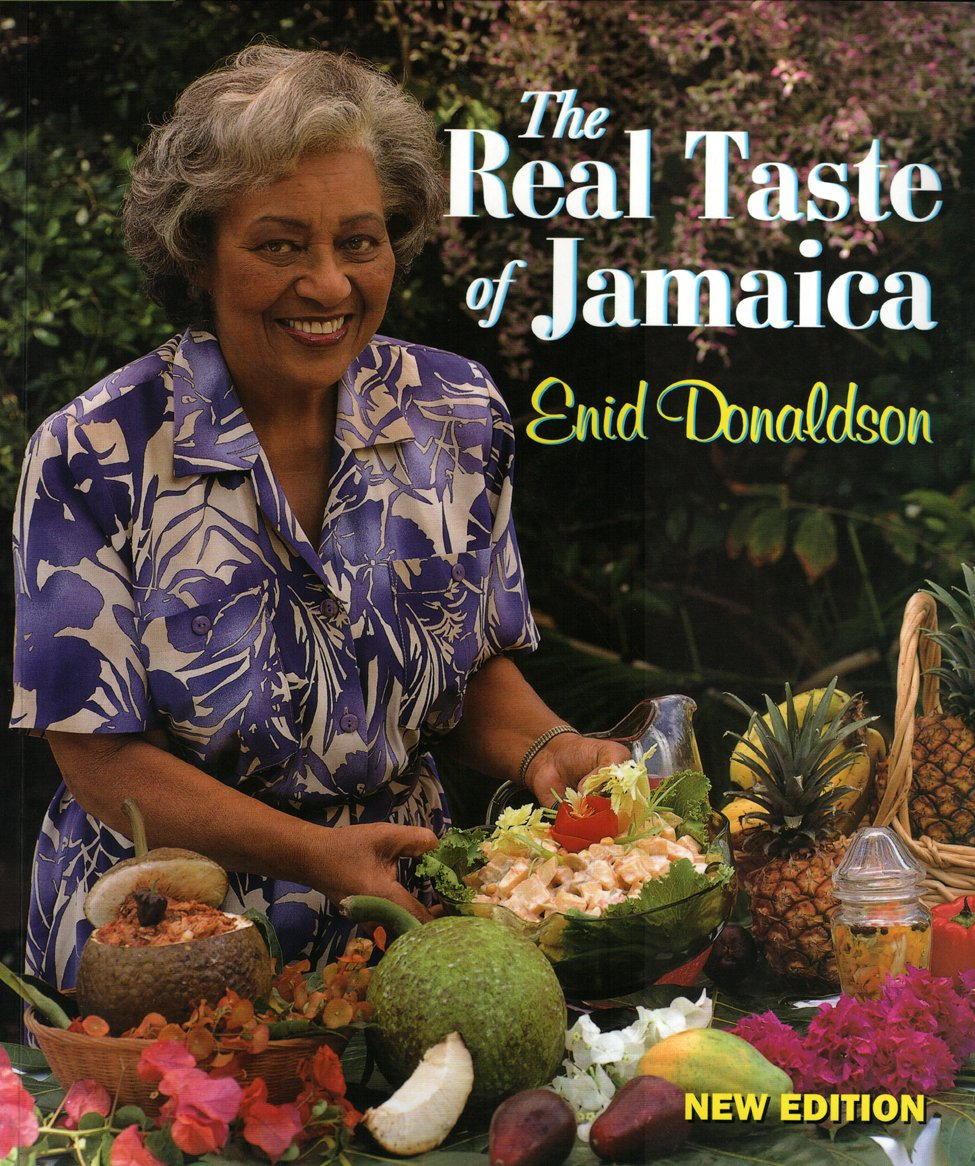 Real Taste Jamaica Enid Donaldson