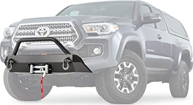 winch bumper for 2016 tacoma