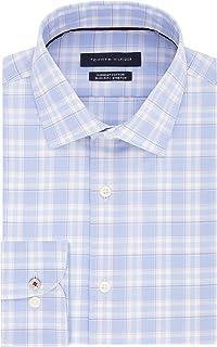 958a0bf4a Amazon.com: Tommy Hilfiger - Dress Shirts / Shirts: Clothing, Shoes ...