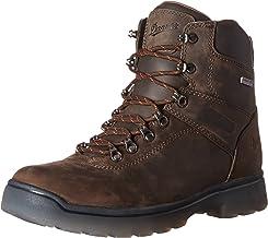 Danner Men's Ironsoft 6 Inch Plain Toe Work Boot