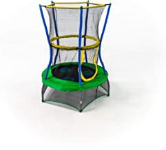 Skywalker Trampolines Mini Trampoline with Enclosure Net