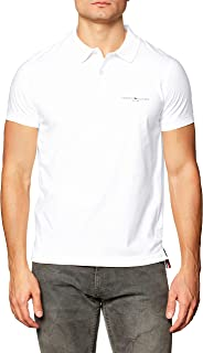 Tommy Hilfiger CLEAN JERSEY SLIM POLO Heren Polo