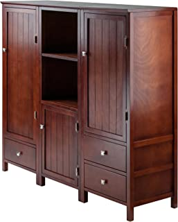 Winsome Wood Brooke 3-PC Jelly Cupboard Set