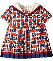 Gucci Kids - Fruit On Poplin Dress (Infant)