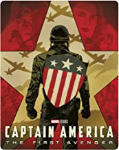Captain America : The First Avenger [Francia] [Blu-ray]