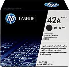 Toner for HP Laserjet 4240, 4250, 4350 HP 42A (Q5942A) Cartridge Black