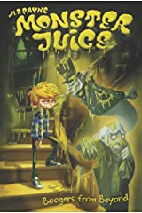 Boogers from Beyond #3 (Monster Juice) Kindle Edition
