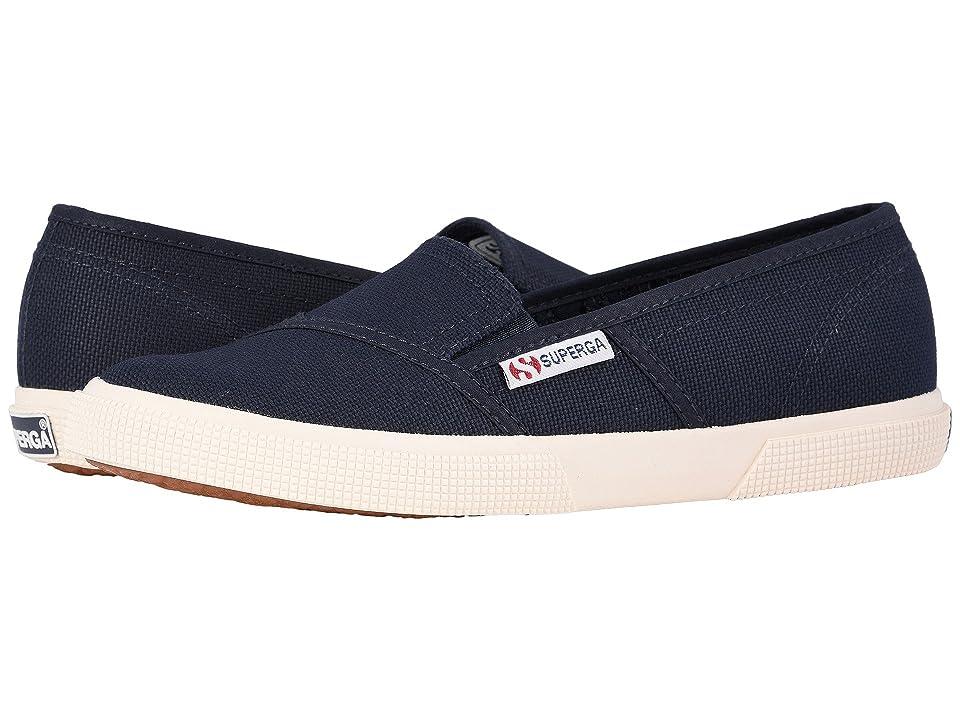 Superga 2210 COTW Slip-On Sneaker (Navy) Women