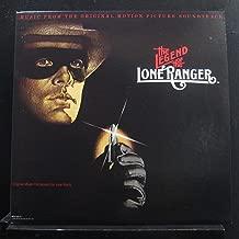 LEGEND OF THE LONE RANGER (ORIGINAL SOUNDTRACK LP, 1981)