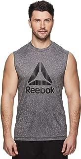 Men's Muscle Tank Top - Sleeveless Workout & Training Activewear Gym Shirt