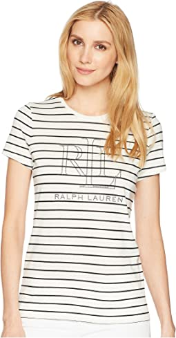 LAUREN Ralph Lauren Studded LRL T-Shirt