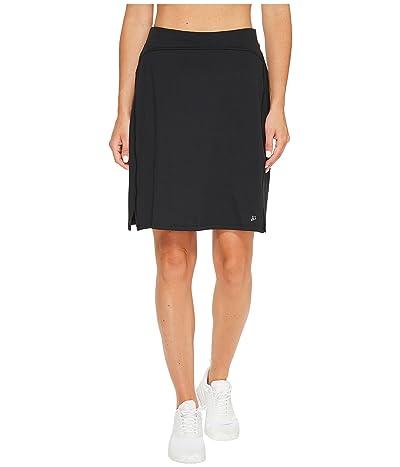Skirt Sports Happy High Waist Skirt (Black) Women