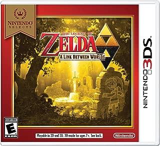 Nintendo Selects: The Legend of Zelda: A Link Between Worlds - 3DS (Renewed)