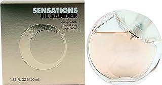 Jil Sander Sensations Eau de Toilette Vaporizador 40 ml