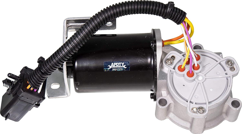APDTY 141553 Transfer Case Shift Ranking TOP16 Actuator Oakland Mall Motor