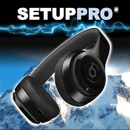 ProSetup for Beats