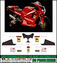 Indiquer Le Mod/èle A ou B GRAPICHSMOTO Kit adesivi Decal stikers Ducati 900 Superlight Desmo SL 1994