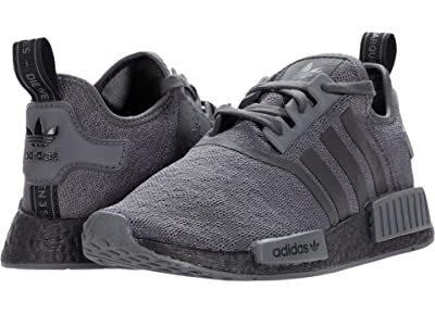adidas Originals NMD_R1 (Grey/Black/Grey) Men