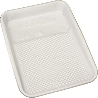 Linzer RM4110 RM 4110 Plastic (10 Pack) Paint Tray Liner, White