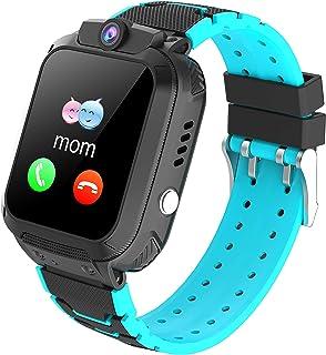 Winnes Teléfono Smartwatch para Niños, Reloj Inteligente a