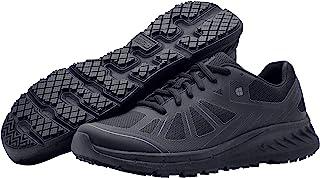 Shoes for Crews 22782-50/15 Style Endurance II Men's Slip Resistant Shoes, Size 15, Black - EN safety certified