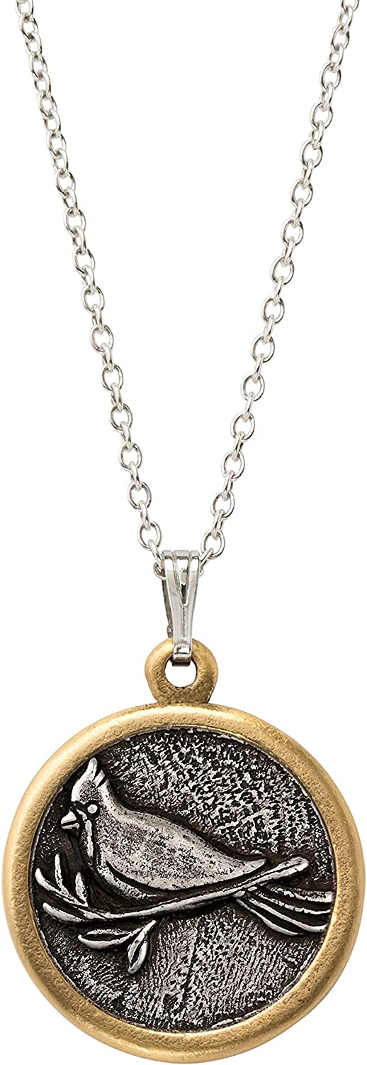 Danni Luca Cardinal Necklace For Women Made in USA