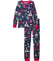 Christmas Village Pajama Set (Toddler/Little Kids/Big Kids)