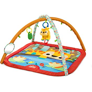 Alfombra de gimnasio y juego Playgro 0182618 dise/ño Clip Clop