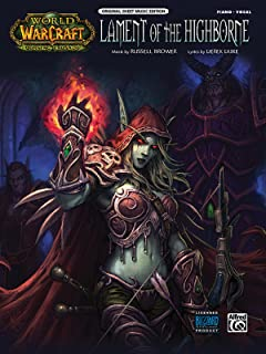 Lament of the Highborne from World of Warcraft