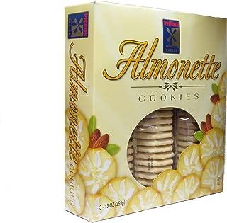 almonette cookie box