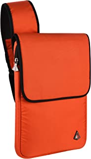 TXEsign Cross Body Day Pack Water Resistant 13-14 inch Laptop Sleeve Shoulder Bag for All MacBook Air Pro 13 inch MacBook ...