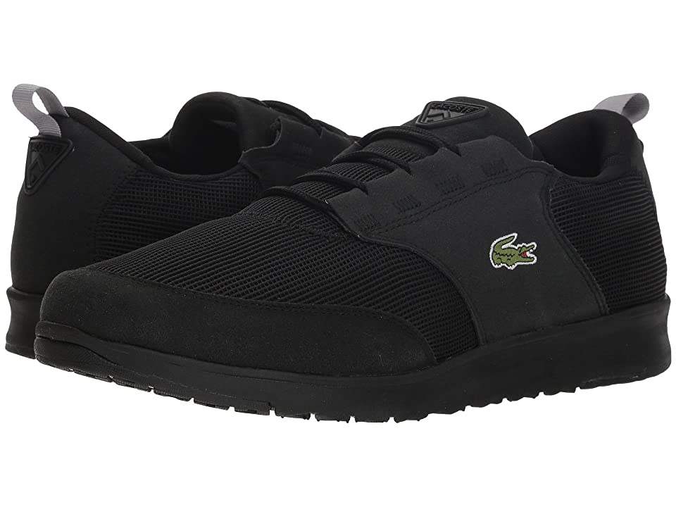 Lacoste Caycen 318 1 P (Black/Black) Men