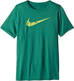 Nike Kids Dry Short Sleeve Training T-Shirt Molten (Little Kids/Big Kids)