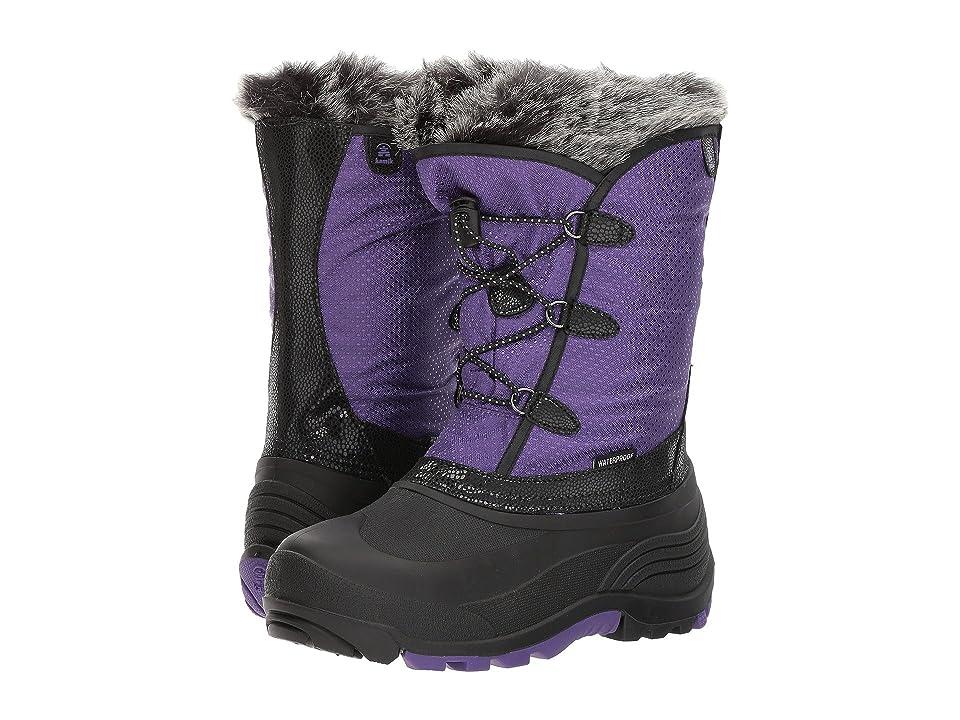 Kamik Kids Powdery (Toddler/Little Kid/Big Kid) (Purple) Girls Shoes