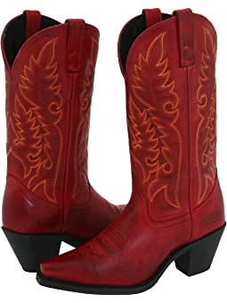 Red Cowboy Boots + FREE SHIPPING