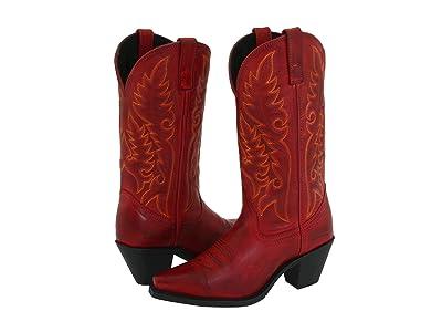 Laredo Madison (Burnished Red) Cowboy Boots